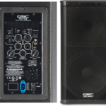 QSC KW152 Powered Speakers (Live2Play Network)