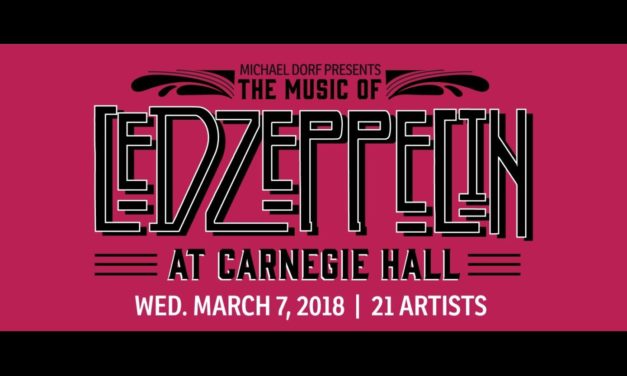 The Music Of Led Zeppelin To Be Celebrated At Carnegie Hall With All-Star Concert