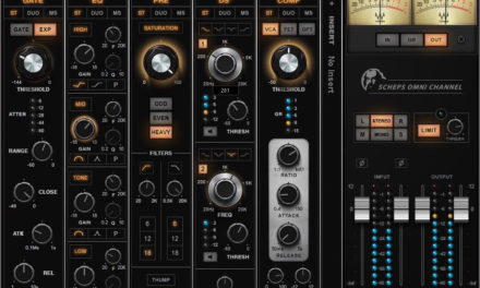 Waves Audio Now Shipping the Scheps Omni Channel