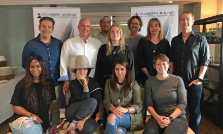 Recording Academy P&E Wing Announces 2018-2019 Steering Committee
