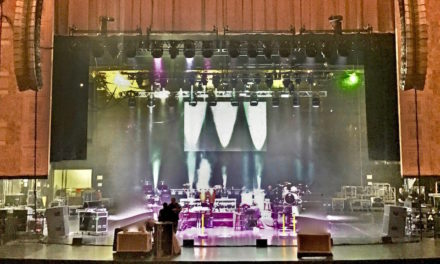 Oh Whatta Night: Gand Sound Supports Frankie Valli Tour