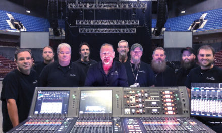 Connecticut Tribe Takes On A Yamaha RIVAGE PM10