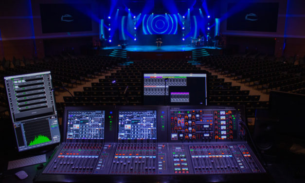 Yamaha RIVAGE PM7: The New 'Vessel' at Texas Church