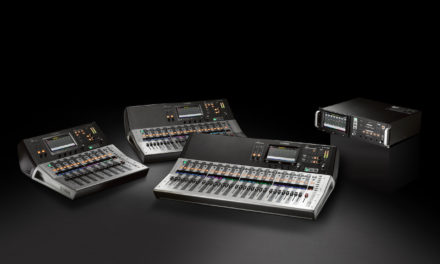 Yamaha TF Series V4.0 Takes TouchFlow Operation™ to New Heights